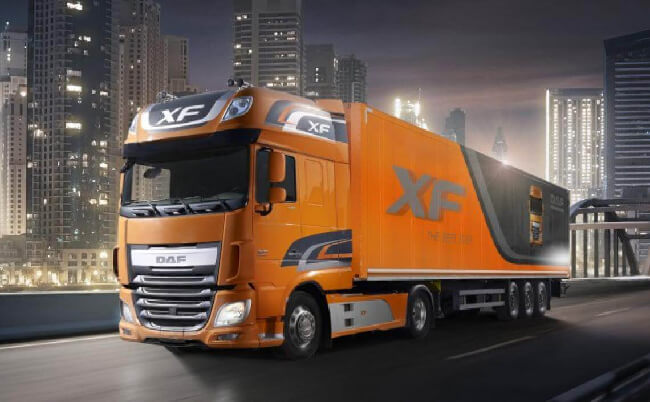 "DAF XF CASTIGA ""FLEET TRUCK OF THE YEAR"""